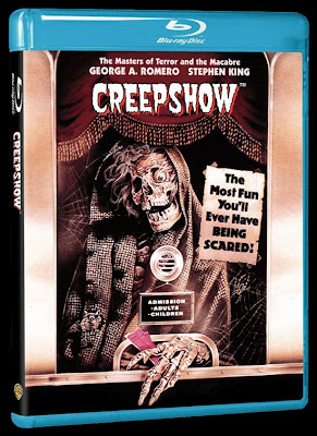 Stephen King's Creepshow Blu-ray edition cover