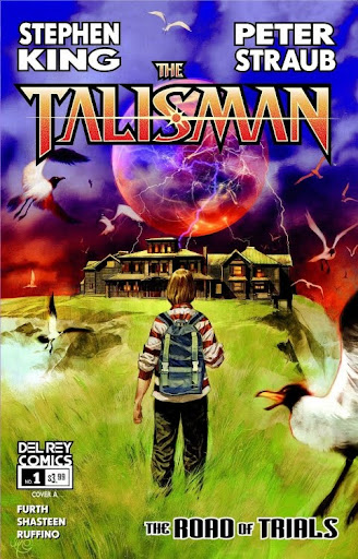 Talisman Road of Trials #1 Standard Cover A