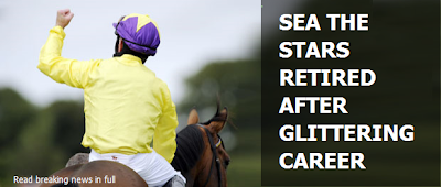 Sea the Stars retired reported by Racing Post