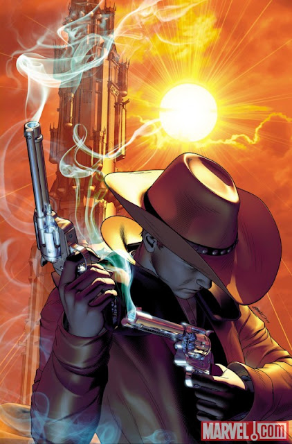 Dark Tower: The Battle of Jericho Hill #1 standard cover