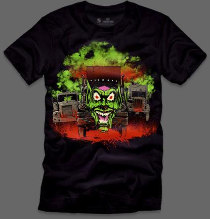 Maximum Overdrive T-Shirts fright-rags.com