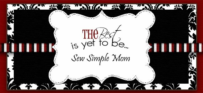 Sew Simple Mom