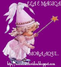 Sou mágica....