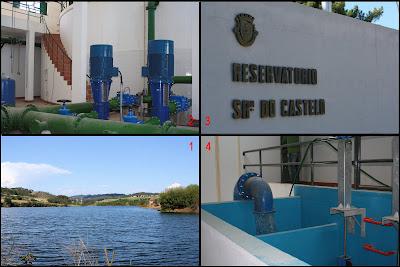 da Barragem de Fagilde ao Reservatório da Senhora do Castelo