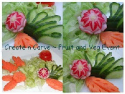Create and Carve ~ Fruit n Veg Event