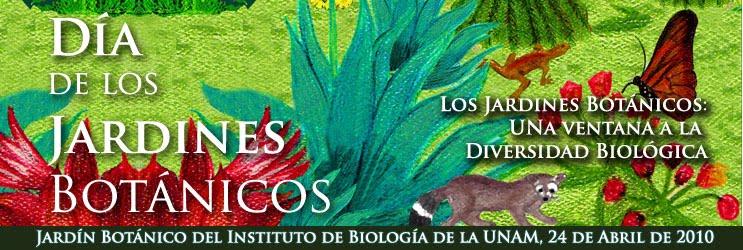 Plantae mexicanae tenorianae d a de los jardines Jardin botanico de la unam