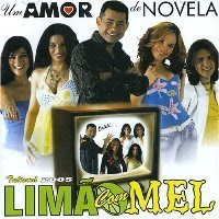 CD Limão Com Mel   Um Amor de Novela