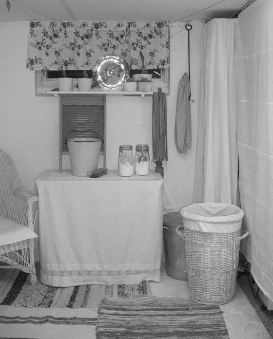 Min tvättstuga