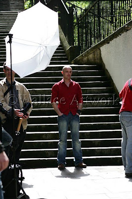 Location Portrait Photographer Edinburgh