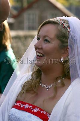Forgandenny Perthshire Wedding Photographer