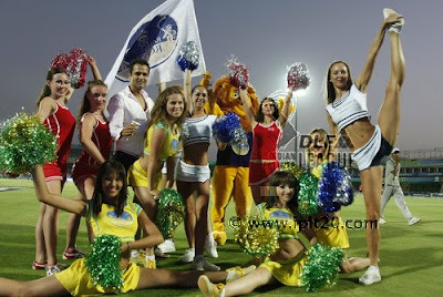 IPL Cheerleaders Pics