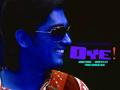 Siddharth's Oye Movie Wallpapers