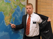 Elder Stucki has Elder Staples always by his heart