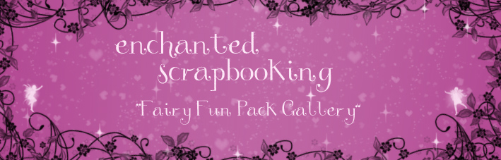 Enchanted Scrapbooking Gallery
