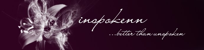 ...better than unspoken!