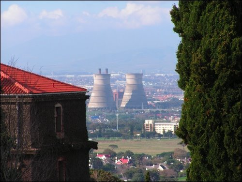 "Nuclear Reactors: Cape Town used to run their electricy off of these. They are ""dead"" now."