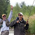 Mr. Barack Obama Almost Hooks A Trout! On Fly Fishing!