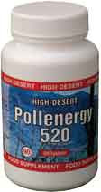 Madu Pollenergy 520 | Madu High Desert