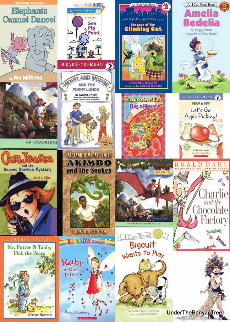 english grammar early reader books