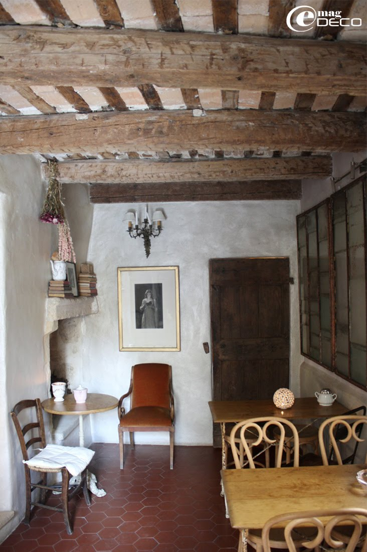 Tea salon Chez Cerise to Uzès