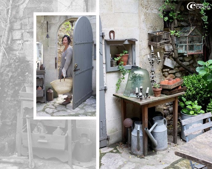 La maison de christine e magdeco magazine de d coration for Brocante dans 60