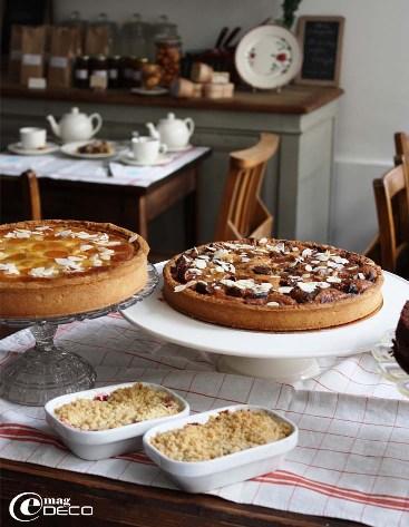 Les gâteaux de «Mamie Gâteaux»