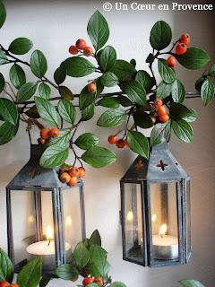 Guirlande de lanternes