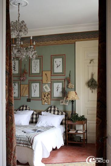 La Suite de l'Herboriste, Suite de la maison d'hôtes Château de Christin