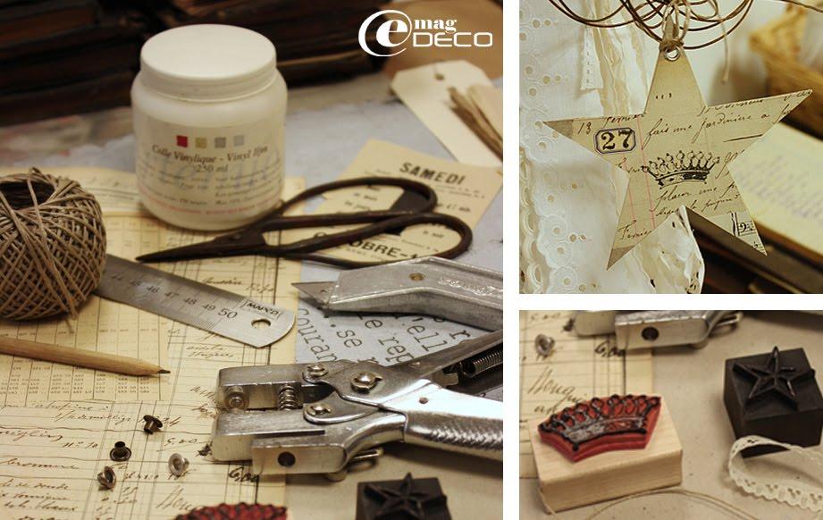 Fournitures et matériel nécessaires aux création d'Aurélia