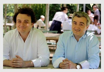 Armand Arnal et Michel Mialhe