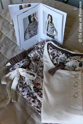 Pyjama à fleurs Oysho