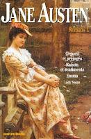 Jane Austen, Romans tome 1