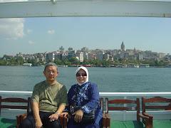 Selat Bosphorus - Turki