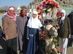 Perjalanan Haji 2004.....