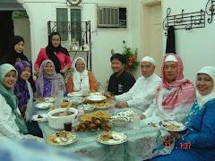 Di rumah Abduh di Jeddah