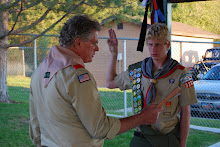 Active in Community and Scoutmaster