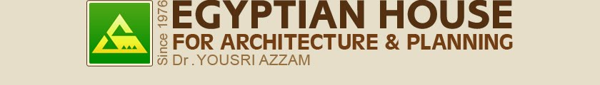 EGYPTIAN  HOUSE FOR ARCHITECTURE AND PLANNING