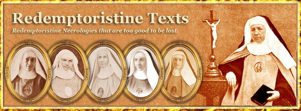 Redemptoristine Texts