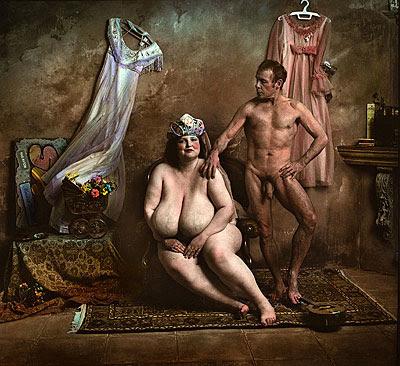 Fotógrafo Jan Saudek - bizarrice que encanta Jan+Saudek17
