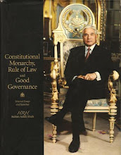 Constitutional Monarchy - Rule Of Law