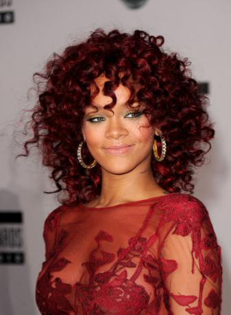 rihanna red hair dye. rihanna red hair dye. rihanna