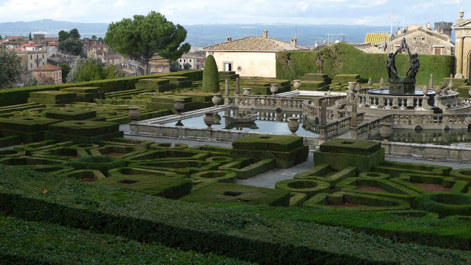 Jeffrey Bale39s World Of Gardens The Gardens Of Southern Italy