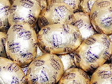 Wonka Chocolate Golden Eggs