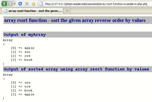 how to call php function in html