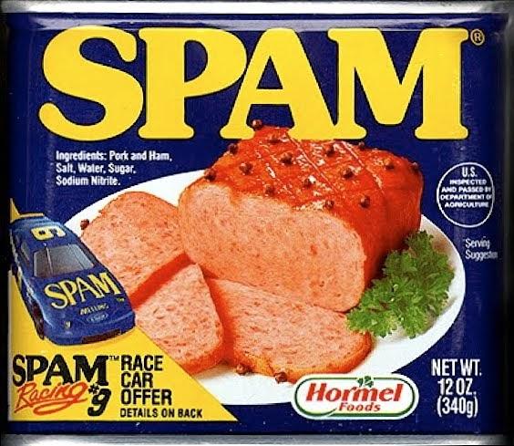 spam machine