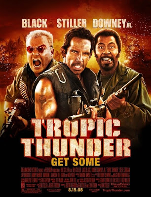 Tropic Thunder Official Poster