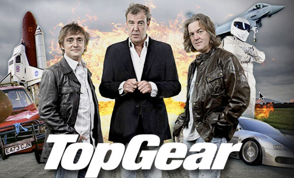 top gear britian
