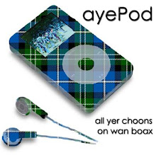 Scottish iPod ©