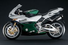 Benelli Tornado 898 Tre - Neither retro nor synth!