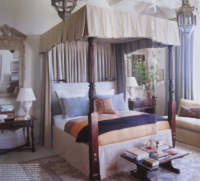 Follow your bliss dreamy bedrooms for Elle decor beds